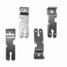 Electronic Metal Parts-Insert, Made of Brass and Nickel Plating Finish
