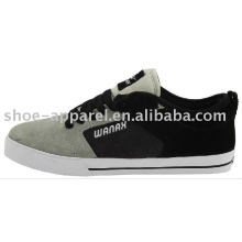 gray mens skate shoes