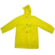 Ropa impermeable de PVC amarillos Kids