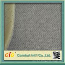 Polyester, tissu de décoration d'intérieur automatique de liaison