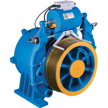Medium och High Speed ​​Gearless Traction Machine (WYJ340)