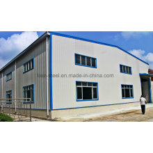 Prefabricated Steel Industrial Warehouse Workshop Building Within Good Price