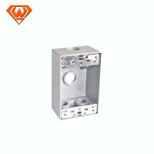 single gang waterproof junction box