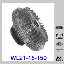 Embrayage de ventilateur pour Mazda B2500 OEM WL2115150 WL21-15-150