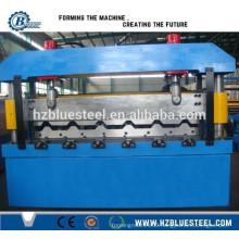 Steel Profile Roof Panel Roll Forming Machine, Corrugated Sheet Metal Forming Making Machine