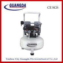 Compressor de ar isento de óleo CE SGS 30L 580W (GD50 / 8A)