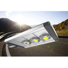 60W conduziu o preço da luz de rua AC90V-310V / DC12V / 24V levantou a iluminação de rua de 6 medidores