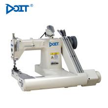 DT928DL Doppel-Nadel füttern die Arm industrielle Nähmaschine zwei Nadeln Preise Indien