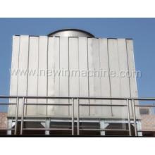 Tour de refroidissement d'eau fermée pour l'industrie