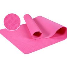 China manufacturer non slip eco friendly unique beach thick yoga mat