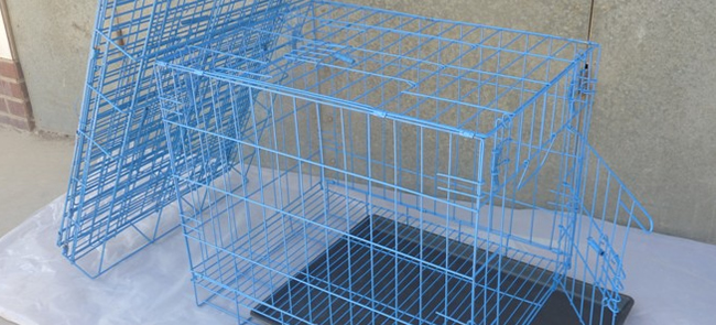 PVC Welded Bird Cage Mesh