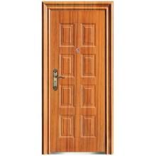 участия стальная дверь в горячей продажи металлическая дверь