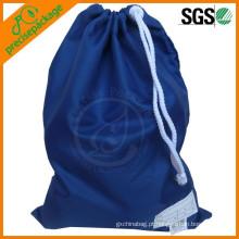 Saco de cordão de nylon potable para promoção