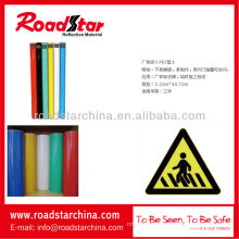 PET commercial grade reflective sheeting