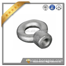 Professional OEM lost wax casting overhead line hardware electric fitting eye nut