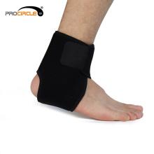 Compresión protectora de los deportes Ayuda ajustable del tobillo