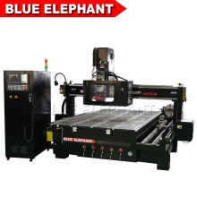 China 1530 Atc 4 Axis CNC Machine for 3D Woodworking
