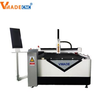 Fiber Laser Cutting Sheet Metal Machine 1325 Price