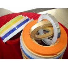 Wood Grain and Solid Color PVC Edge Banding for Furniture Making