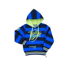 Water Print Boy Coat with Hood (BC015)