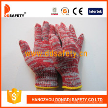 Color mezclado Polycotton Glove Dck512