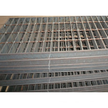 Hot Dipped Galvanized Bar Grating Steel ISO9001