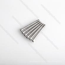 Tornillo de máquina M3x10mm, tornillo hexagonal de cabeza de acero inoxidable