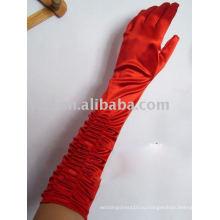 Высокое качество Бриал перчатки очень матч с свадебное платье AN2120
