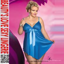 Sexy babydoll lingerie atacado queen size underwear erótico para gorda mulher mais tamanho lingerie
