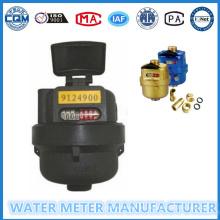 Medidor de Flujo de Agua de Rotary Piston