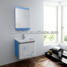 Special design Blue Bathroom Cabinet 2015 Promotion Low Price Bathroom Cabinet
