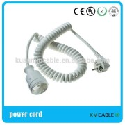 ev charging AC power cords