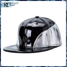 wholesale 100 cotton Snapback hats MOQ 50
