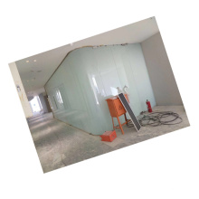 Office Partition Customized Electronic Self-adhesive Switchable Smart PDLC Privacy Glass Film