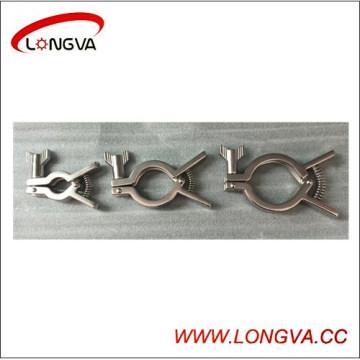 Wenzhou Manufacturer Ss304 Abrazadera con muelle