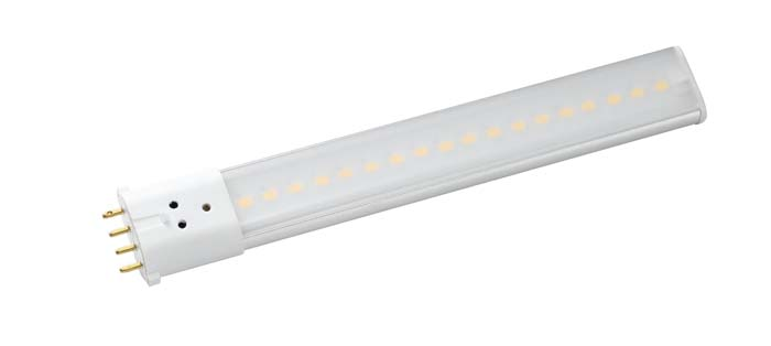 PL-2G7-18-8W details 2G7 LED Tube Light PL Light