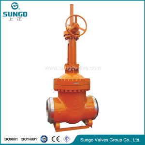 Gate Valve for Water 2