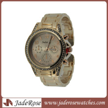 Inteligente e Pulseira Fashion Alloy Watch para Lady