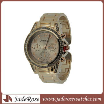 Smart and Bracelet Fashion Alloy Watch for Lady