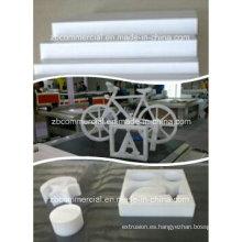 Tablero rígido de PVC para señalización / publicidad