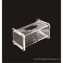 Rectangle Silk-screen Logo Acrylic Boxes for Hotel