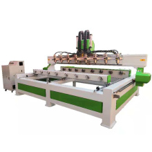 Multi-spindle Wood Relief CNC Router Machine