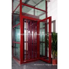OTSE bon prix ascenseur maison vitrée