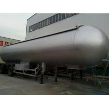 LPG tank semi trailer gas transportation semitrailer
