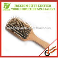 Escova de cabelo personalizada amigável de Eco