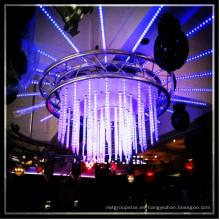 Club nocturno techo led rgb tubo de píxel 3D