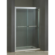 by Pass Tempered Shower Enclosure
