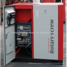 YD-ERC30SA faible bruit de vis vis compresseur 30HP 22KW à vendre