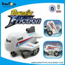 Poder de fricção pequeno avião de brinquedo que pode voar