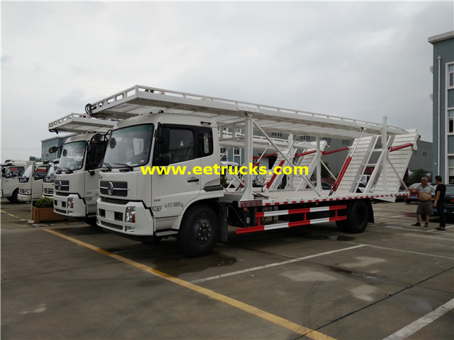 Dongfeng 4 Cars Tow Trucks